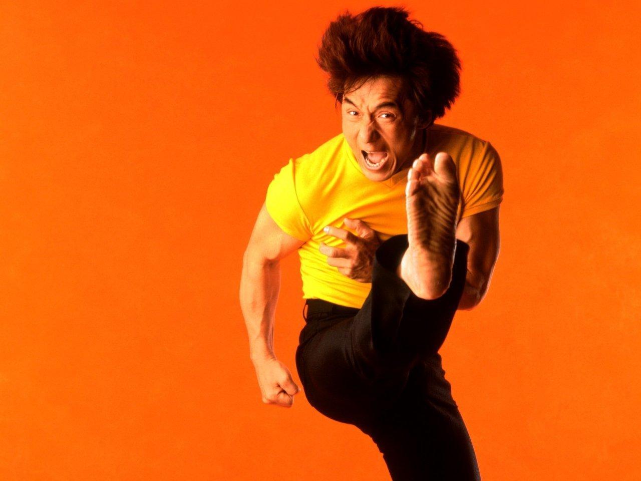 Джеки Чан, Jackie Chan,актер, каскадер